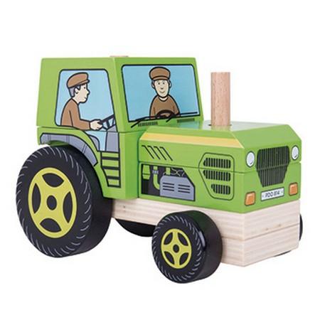 Encaje Tractor
