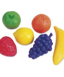 Contador frutas divertidas