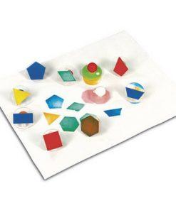 Timbres figuras geométricas