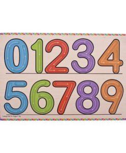 Aprende a escribir números