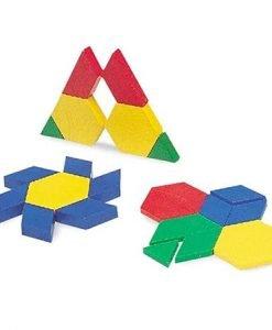 Set de bloques de patrones