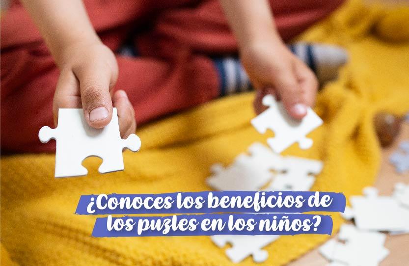 Puzles en niños puzzles